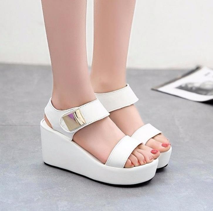Giày sandal nữ cao G846-T 2