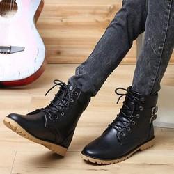 DC041 - Giày Boots Nam cá tính Posashop