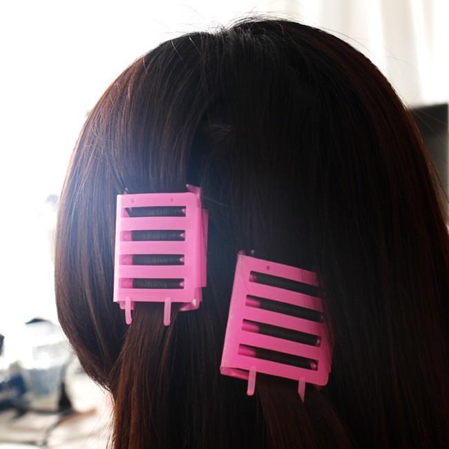 Combo 6 cái kẹp gãy bấm xù tóc xì teen 8