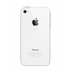 ỐP LƯNG DẺO TRONG SUỐT IPHONE 4  4S