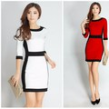 DL1 Đầm Thu Phong cách Hàn