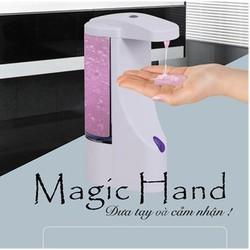 Máy Rữa Tay  Cảm Ứng Xà Phòng  Magic Hand