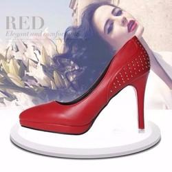 Giày cao gót thời trang, mũi nhọn - G016