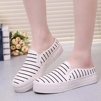 Giày lười nữ A7022S