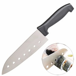 Bộ dụng cụ sushi 10 món kèm dao cắt và tặng bút vẽ gia vị