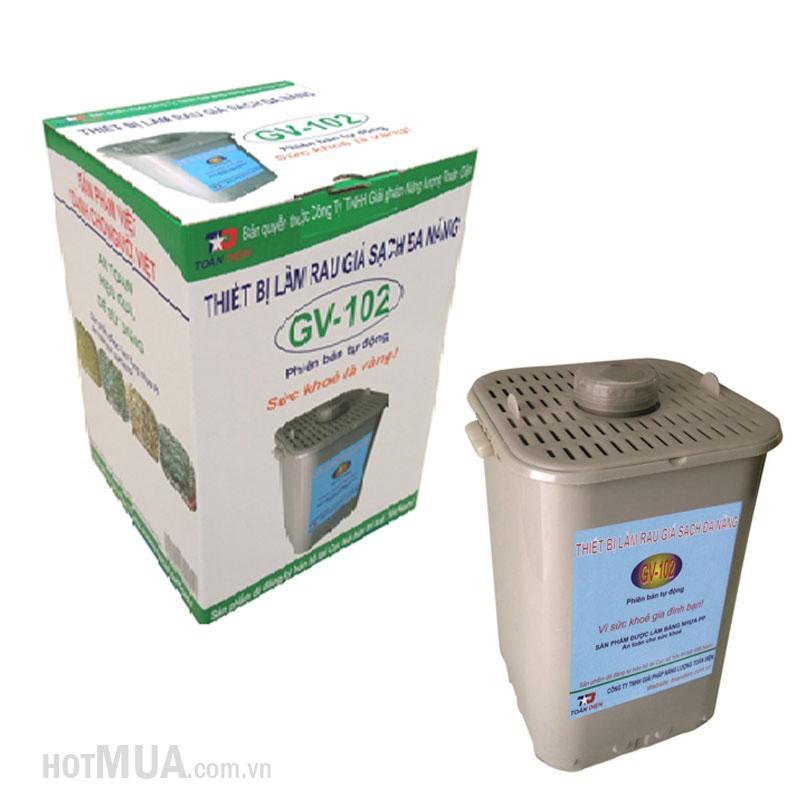Máy Làm Giá Đỗ Đậu Rau Mầm GV-102 – Phiên Bản 2 Công Nghệ Tự Động 10