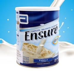 Hàng xách tay Sữa bột Ensure 850gram