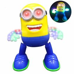 Mô hình Minion nhảy múa ,  đèn led