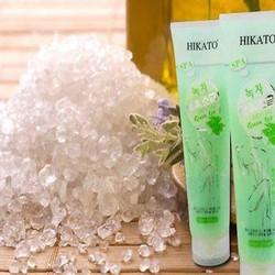 Muối biển tự nhiên tẩy tế bào chết Hikato