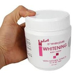 Kem dưỡng trắng da toàn thân Velvet
