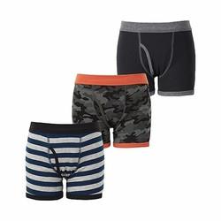 Set 3 quần chip bé trai màu 58 Dark Green hãng Uniqlo - hàng nhập Nhật