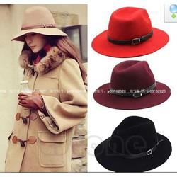 nón mũ rộng vành thời trang  cao cấp  cho phái đẹp