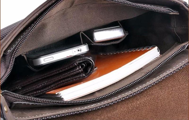 DC021 - Túi đeo máy tính bảng cao cấp Praza 5