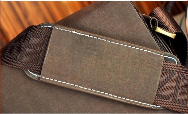 DC021 - Túi đeo máy tính bảng cao cấp Praza 9