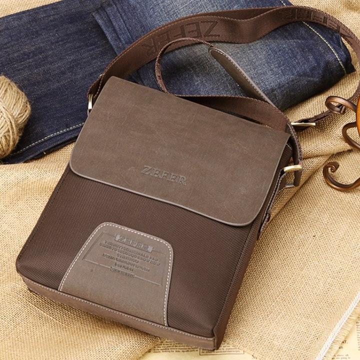 DC021 - Túi đeo máy tính bảng cao cấp Praza 11