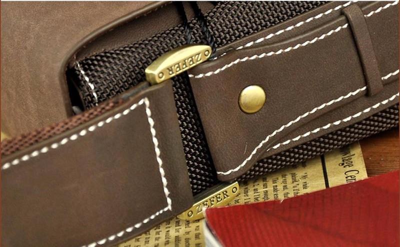 DC021 - Túi đeo máy tính bảng cao cấp Praza 10