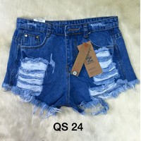 Quần short jean nữ - QS24