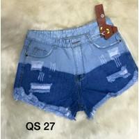 Quần short jean nữ - QS27