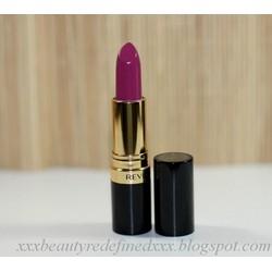Son Revlon Super Lustrous Shine Berry Couture 835