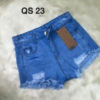Quần short jean nữ - QS 23
