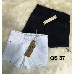 Quần short jean nữ - QS37
