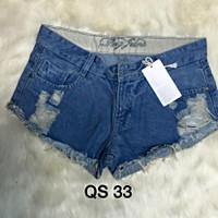 Quần short jean nữ - QS33