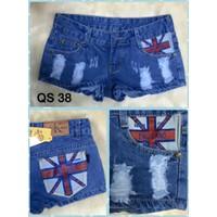 Quần short jean nữ - QS38