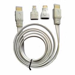HDMI 3 IN 1 - Cáp chuyển HDMI 3 in 1 cho đầu HDTV