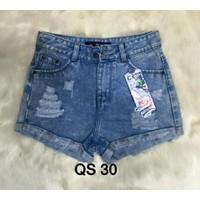 Quần short jean nữ - QS30
