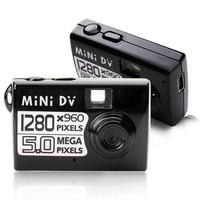 Máy ảnh siêu nhỏ Mini DV Recorder