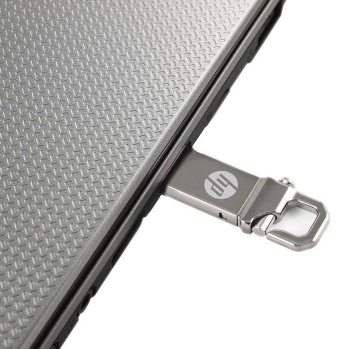 USB HP 8GB MÓC KHÓA 3