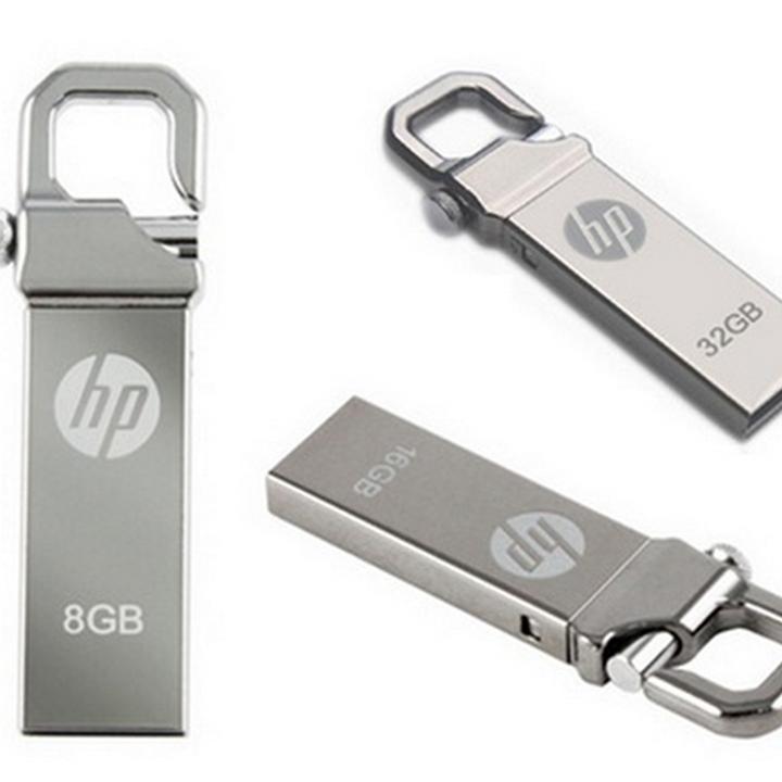 USB HP 8GB MÓC KHÓA 1