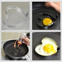 Combo 3 khung inox cao cấp chiên trứng và bánh