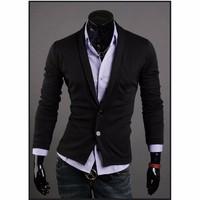 Áo khoác Cardigan giả Vest - CA9