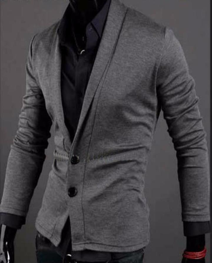 Áo khoác Cardigan giả Vest - CA9 3