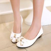 Giày búp bê xinh xắn phong cách Hàn Quốc BB145