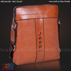 Túi xách Ipad hiệu JEEP Kích thước:23cmx27cmx5cm  - Mã số: TX1521