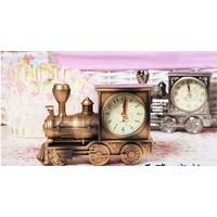 MSGD 115 - Đồng hồ mô hình để bàn hình xe lửa