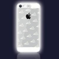 Ốp lưng phát sáng VanD Flashing iPhone 5,S - TRẮNG