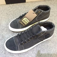 Giày bata casual vải Jean - mẫu 1298