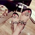 Giày sandal hoa xinh xắn SD131D