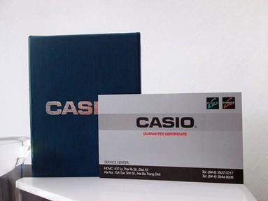 Đồng hồ nữ Casio chính hãng chạy cả 6 kim V300G 16