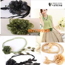 Dây nịt thắt lưng sang trọng thời trang Hàn Quốc L12101