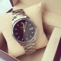 Đồng hồ nam LG mặt đen