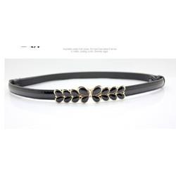 thắt lưng dây nịt thời trang phong cách Hàn
