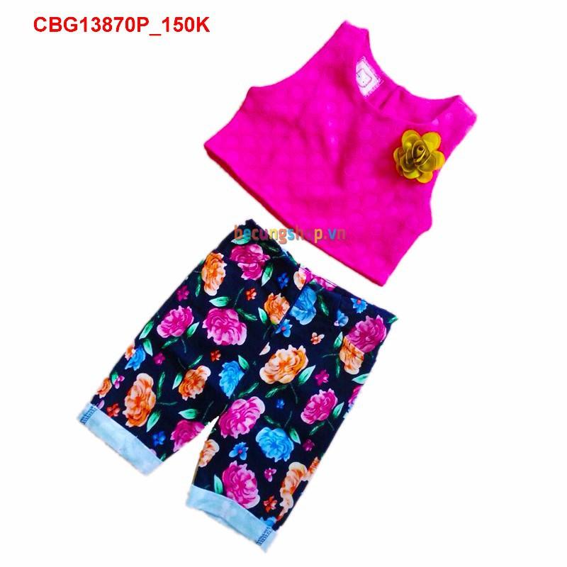 bo ao crop top hoa tiet bong hoa phoi quan hoa cuc de thuong cho be 1m4G3 726ec7 simg d0daf0 800x1200 max Mách bố mẹ chọn lựa quần áo trẻ em sơ sinh