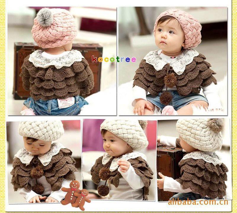 mu len banh tieu be gai 1m4G3 1021bf 1 số cách phối mũ len khiến cho giới nữ yêu thích