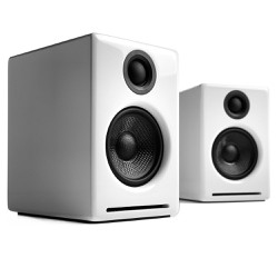 Loa để bàn Audioengine A2+ Premium Powered Speaker - Trắng