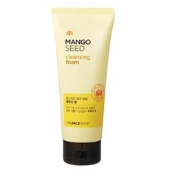 Sữa Rửa Mặt [The Face Shop] Mango Seed Cleansing Foam 100ml