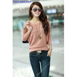 Áo len nữ thời trang sành điệu và cá tính - Mã MM80347